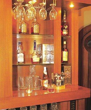 D Habitat Serviced Apartments - Bar Lounge
