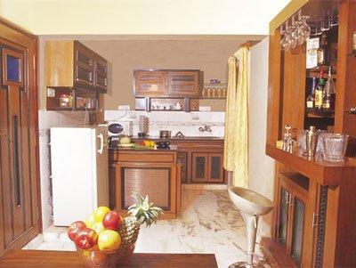 D Habitat Serviced Apartments - Studio Room
