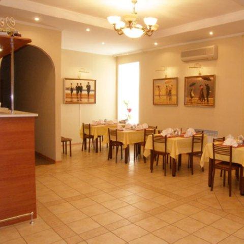 Stary Nevsky Hotel - Restaurant