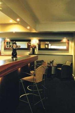 Ashley Hotel Greymouth - restaurant