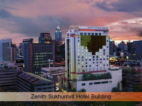 فندق زينيث سوكومفيت - Exterior View