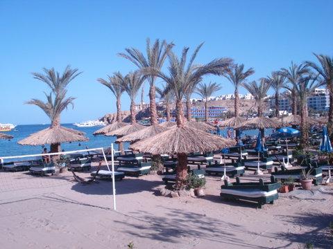 قرية كنابش - Beach