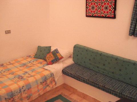 قرية كنابش - Guest Room