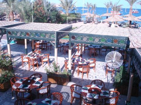قرية كنابش - Restaurant
