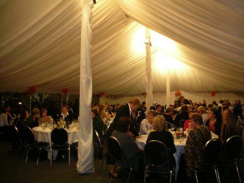 Marlborough Vintners Hotel - Conference Marquee