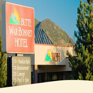 Butte War Bonnet Hotel - Butte, MT