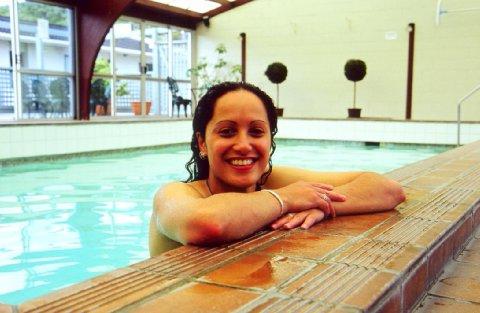 Ashley Hotel Greymouth - Pool