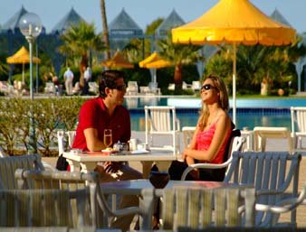فندق رمادا بلازا تونس  - Restaurant