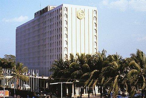Sheraton Dhaka - Exterior view