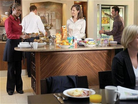 فندق ستيبردج سيتي ستار - Staybridge Suites-Cairo Daily Breakfast