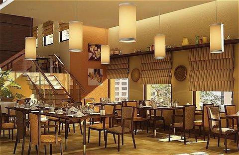 فندق ستيبردج سيتي ستار - Staybridge Suites-Cairo Guest Dining Area