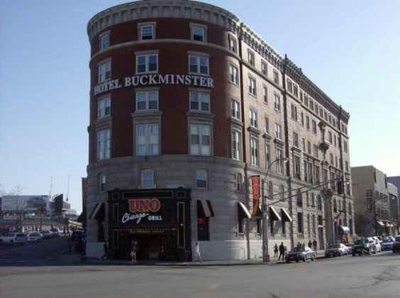 Boston Hotel Buckminster Boston Hotels - Boston, MA
