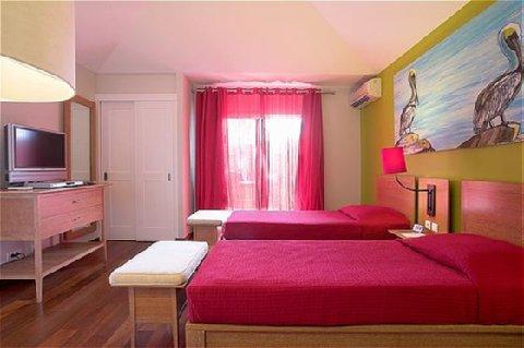 Joker Hotel - Guest Room