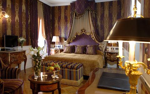 Grandhtl Majestic Gia Baglioni - GHJunior Suite