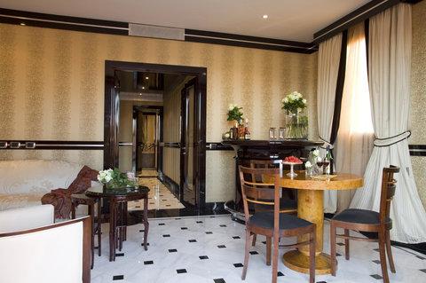Grandhtl Majestic Gia Baglioni - GHSuite -floor