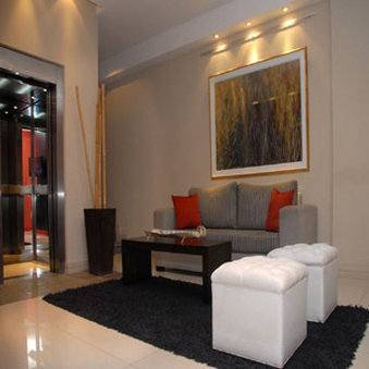 Fertilia Downtown Apartamentos - Lobby