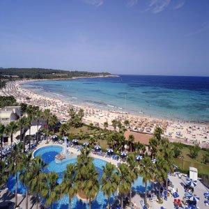 Hipotels Mediterraneo - Beach Pool