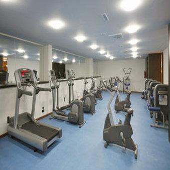 Hipotels Mediterraneo - Gym