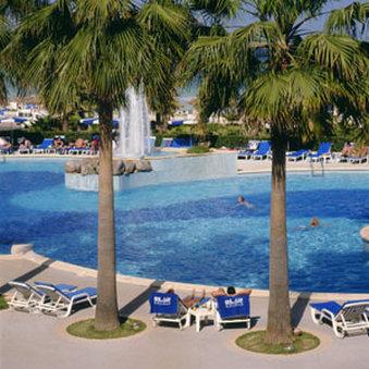 Hipotels Mediterraneo - Pool Palm