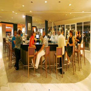 Hipotels Mediterraneo - Piano Bar