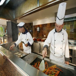 Hipotels Mediterraneo - Restaurant Buffet