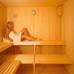 Hipotels Mediterraneo - Sauna