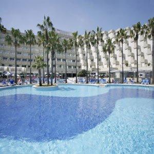 Hipotels Mediterraneo - Swimming Pool