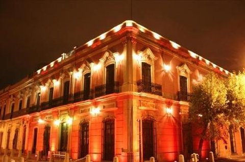 Casa Pedro Loza Petit Hotel - Exterior