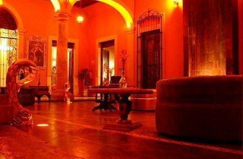 Casa Pedro Loza Petit Hotel - Interior