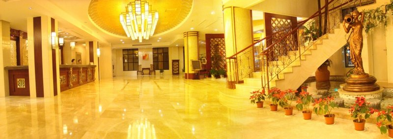 Aulic Business Hotel Előcsarnok