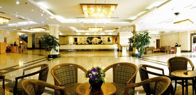 Nanjing Airport Hotel Lobby