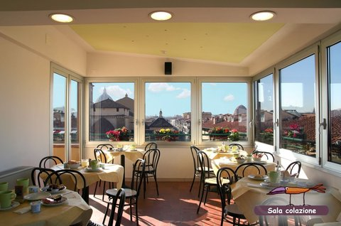 Hotel Panorama - Breakfast Room