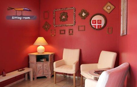 Hotel Panorama - Sitting Room