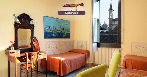 Hotel Panorama - Quadruple Room