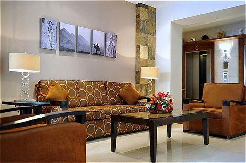 فندق ستيبردج سيتي ستار - Hotel Lobby
