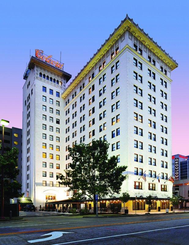 Colcord Hotel - Oklahoma City, OK