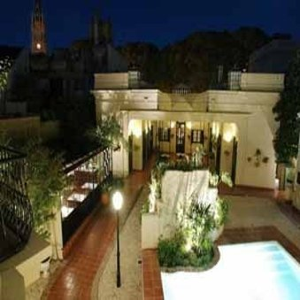 Hotel Del Casco - Exterior
