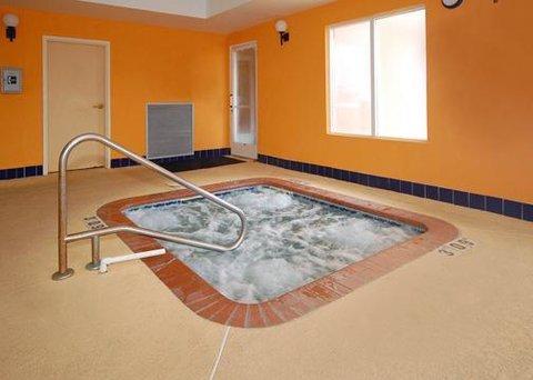 Comfort Suites at Harbison - Indoor Hot tub