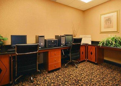 Comfort Suites at Harbison - Business Center