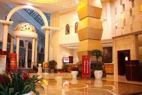 Victoria International Hotel Luxury ロビー