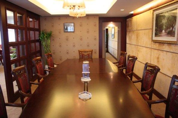 Victoria International Hotel Luxury 会議室