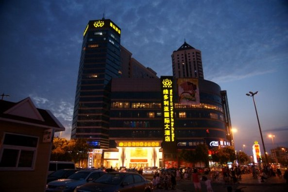 Victoria International Hotel Luxury 外観