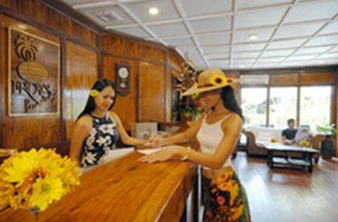 Fridays Boracay Resort - Lobby