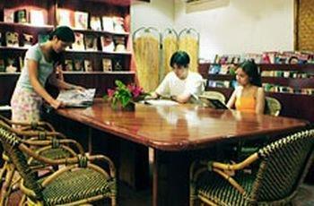 Fridays Boracay Resort - Library