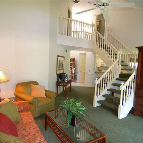 Southwind Ii Townhomes At Shipy - Living Room