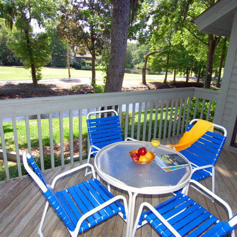 Southwind Ii Townhomes At Shipy - Deck