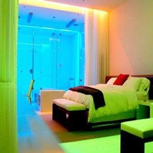 Heat Hotel - Inferno Suite