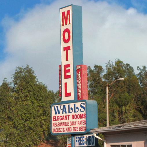 Walls Motel Long Beach In Long Beach Ca 90805 Citysearch