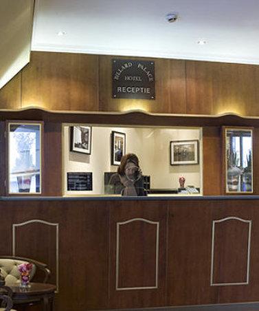 Hotel Antwerp Billard Palace - Lobby