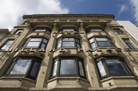 Hotel Antwerp Billard Palace - Exterior